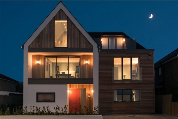 Contemporary Family Home, Whitstable
