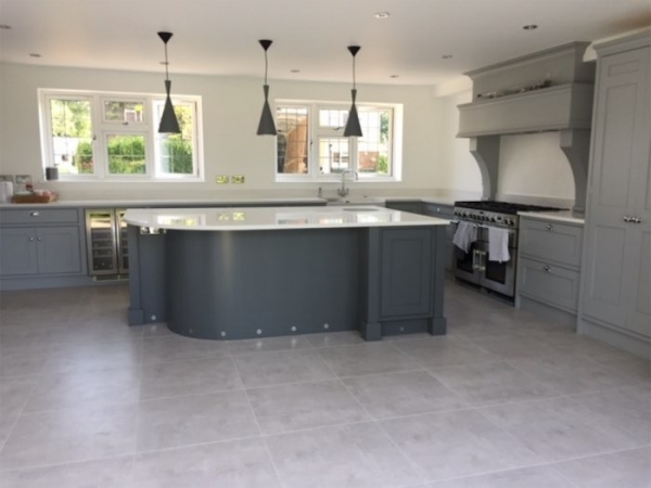 Kitchen Extension and Remodel, Tonbridge
